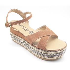 Sandalias Dama Huarache Calzado Zapato Casual Chancla Bl2302
