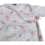 Ajuar Bebe 4 Piezas 100% Algodon Set Nacimiento Fabricantes