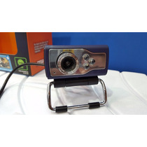 Webcam Con Microfono Noga Hd Mod Ngw-027