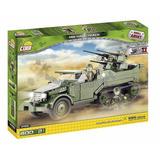 Cobi Vehículo Militar 400 Piezas + 2 Personajes 2469 Orig!!