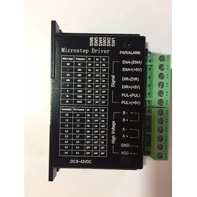 Driver Modular 4a Micropasos Para Paso A Paso Router Cnc