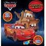 Cars - La Aventura De Rayo - 3d Y Stickers - Autores Varios