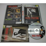 Juego Max Payne Platinum Hits Xbox Original Xbox 360 Retro