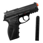 Pistola Chumbinho Co2 Wingun Rossi C11 Esfera De Aço 4,5mm