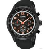 Reloj Lorus By Seiko Rt315dx9 Hombre Analogico Negro