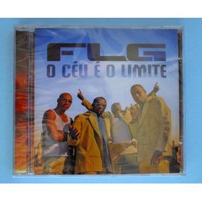 Cd Flg O Céu É O Limite - Novo, Original E Lacrado!