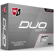 Kaddygolf Pelotas Wilson Duo Soft  Mitad Precio Golf X 24