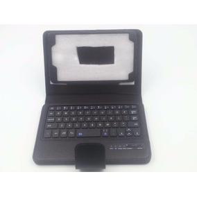 Funda Con Teclado Bluetooth Para Tab4 T230 Samsung Galaxy