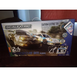 Pista Scalextric Arc Air 24 Hrs Lemans Porsche 911 Rsr