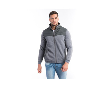Sudadera Thinner Men Gris Pr-1623622