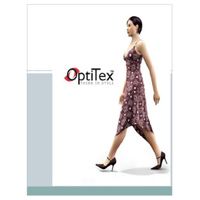 Optitex 10 Full Diseño De Patrones Compatible Windows