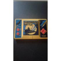 Juego Electrónico Submarine Battle Marca Casio