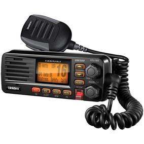 Radio Vhf Marítimo Uniden Solara Dsc Um 380 Homologado