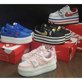 4bdb10a451 zapatos nike de mujer con plataforma