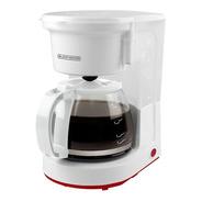 Cafetera Black + Decker Cm0410 Filtro Permanente 8 Tazas