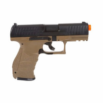 Juguete Marcadora Ppq Walther Airsoft Bbs 6mm Pistola Umarex