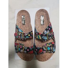 Sandalia Tipo Birkeston Nuevas