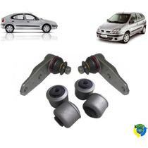 Bucha + Pivo Bandeja Balança Leque Renault Scenic Megane I