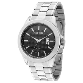 Relógio Technos Masculino Classic Steel 2115knm/1p