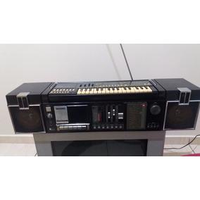 Radio Gravador Sanyo Modelo Kbx-7