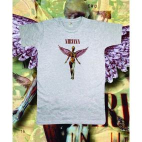 Reptilia Remeras Rock Nirvana (código 02)