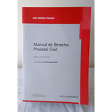 Palacio, Lino Enrique - Manual De Derecho Procesal Civil.