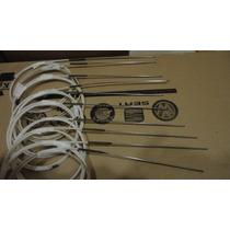 Haste Cabo Liso Reparo Antena Eletrica Truffi Olimpus Cromad