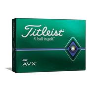 Pelotas De Golf Titleist Avx New 2020 - Buke Golf