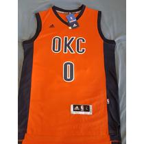 Musculosa Adidas De Basquet Nba Oklahoma City Westbrook