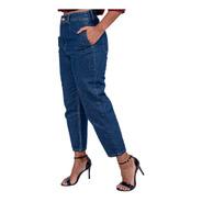 Calça Jeans Mom Feminina Revanche Catia