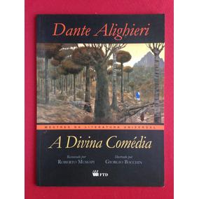 Livro - A Divina Comédia - Dante Alighieri - Roberto Mussapi