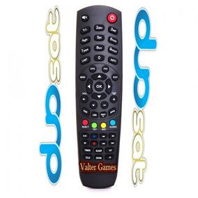 Controle Remoto Du#osat Trend Hd P/ Tv Led Philips