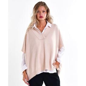 Sweater/ Chaleco Divino!!! Cuadrado Escote En V