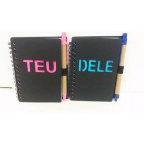 20 Caderno Agenda 20 Canetas Algo Que Veio Pra Te Organizar.