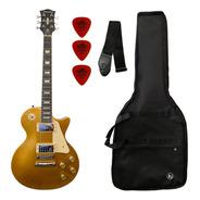 Guitarra Strinberg Lps-230 Gd + Capa + Correia + 3 Palhetas
