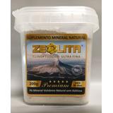 Zeólita Premium 200g Detox Para Saúde 100% Natural