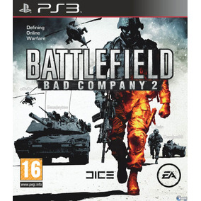 Battlefield Bad Company 2 Español - Mza Games Ps3