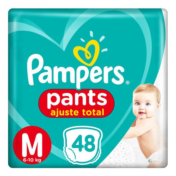 Pa?ales Pampers Pants Ajuste Total - Todos Los Talles
