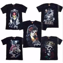 Kit10 Camisetas Blusa Ogabel Thug Nine Swag Chicago Promoção