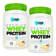 Proteina Whey Star Nutrition 2 Lb X 2 Unidades