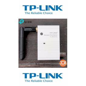 Servidor Impresión Wifi Tp-link Tl-wps510u 54mbps Compucom