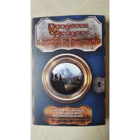 Livro Dungeons & Dragons O Império Da Imaginação Omelete Box