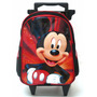 Mochila Mickey Mouse Rodinhas Tam M Infantil- Boleto