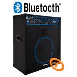 Caixa Multiuso Oneal Ocm 3090 Bt Bluetooth/usb/fm/sd 300wrms