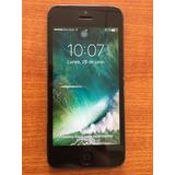 Se Vende O Se Cambia Iphone 5...!!