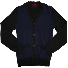 Sweater Cove C Block Hombre Tommy Hilfiger To302