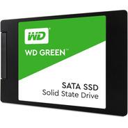 Wd Disco Ssd  Digital Green 240gb 2.5 Int Sata