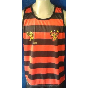 Camisa Regata Do Sport Recife Bandeira