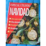 Revista Fasciculo N°7 Utilisima Navidad - Nov. 2001 Molde