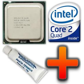 Processador 775 Intel Core 2 Quad Q6600 2.40ghz 8mb + Brinde